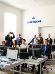 Эмерсон открыл учебную лабораторию в КНИТУ Фото №1