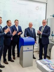 Эмерсон открыл учебную лабораторию в КНИТУ