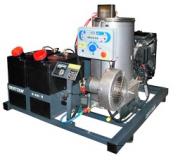 Аппарат высокого давления автономный без нагрева воды OERTZEN М 225, бензиновый двигатель