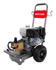 Аппарат высокого давления автономный с нагревом воды OERTZEN D300 H, дизельный двигатель