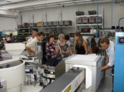 """В июле компания """"ВЕСТА Трейдинг"""" организовала поездку для постоянных клиентов посетить заводы итальянских партнеров - Nova Florida, VALTEC,"""