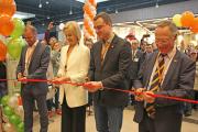 Открыт крупнейший гипермаркет на транскритической системе СО2