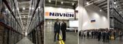 Открытие нового склада NAVIEN в Калужской области Фото №1