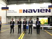 Открытие нового склада NAVIEN в Калужской области