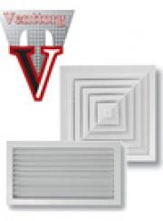 Вентиляционные решетки из стали