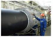 Первая партия напорной полиэтиленовой трубы диаметром 710мм