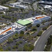 Компания Qualcomm установила солнечные панели общей мощностью 417 кВт для электроснабжения одного из своих кампусов в Сан-Диего (США).