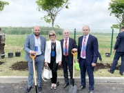 Dantex Group на открытии завода «Рефкул»