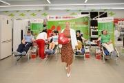 10-летний юбилей донорского проекта LG Фото №2