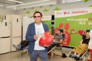 10-летний юбилей донорского проекта LG Фото №1