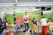 10-летний юбилей донорского проекта LG Фото №7