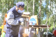 Конкурс «Мособлгаз Skills 2019» определил лучших газовиков Подмосковья Фото №8