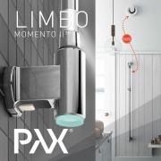 Электрический полотенцесушитель Limbo Momento II
