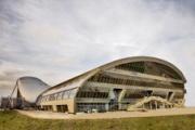 Компания «УРСА Евразия» организовала пресс-тур на Всесезонный горнолыжный комплекс, построенный с применением материалов URSA