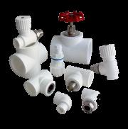 Новые модели полипропиленовых фитингов Lammin