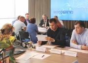 В «Мособлгазе» прошел круглый стол для представителей бизнеса