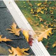 Результаты испытаний перекрытия водостока Leaf Relief