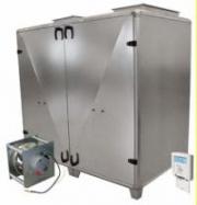 Новый энергоэффективный вентагрегат от Systemair