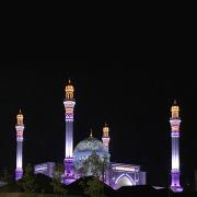 Пресс-система Viega Sanpress Inox в мечети г. Шали Фото №1