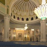 Пресс-система Viega Sanpress Inox в мечети г. Шали Фото №2