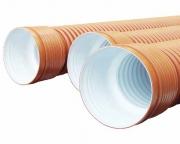 Новые диаметры гофрированной трубы FD из ПП