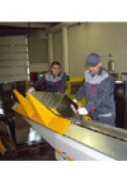 Завершено техническое переоснащение цеха по производству вентиляционного оборудования в компании Cherbrooke
