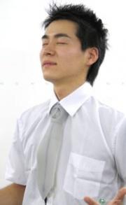 Охлаждающий галстук Фото №1