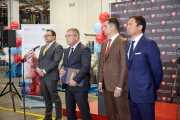 «ИКСЭл» отметил 5-летний юбилей запуском нового завода Фото №1