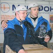 """Grundfos на белорусской выставке """"Вода и Тепло"""""""