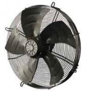 Новая продукция завода Лиссант - осевые вентиляторы с защитной решеткой