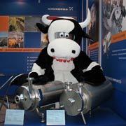 Grundfos представил разработки для молочной промышленности