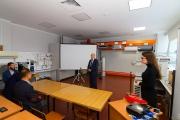 Класс-лаборатория на базе факультета ТГВ Фото №4