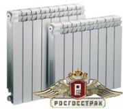 Радиатор Calidor Super застрахован «Росгосстрах»