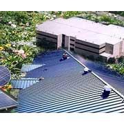 Облегченный солнечный модуль BIPV