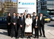 Представительство Daikin в Греции становится полноценным филиалом.