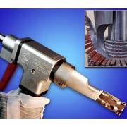 Как быстро подготовить стальную трубу к сварке
