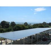 Новый солнечный проект в Вентуре