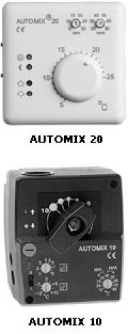 Новые контроллеры AUTOMIX