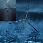 Норвежцы планируют построить плавающие ветровые электростанции