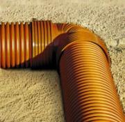 POLYTRON К2-KAN, система канализационных труб из полипропилена с двойной стенкой.