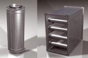 Компания  «Европром Трейд» начала поставку сертифицированных шумоглушителей
