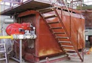 Специальное исполнение горелок Weishaupt для котлов Бийского завода