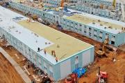 DANTEX принимает участие в строительстве больницы