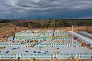 DANTEX принимает участие в строительстве больницы Фото №1