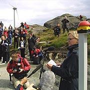 Норвегия начала эксперимент по объединению ветряной и водородной энергетики Фото №1