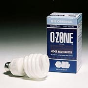 США: новая лампочка убивает микробов и устраняет запахи