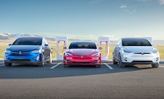 "From free ""Supercharger"" to paid Tesla makes a smooth transition"