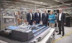 Germany supports the growth of the production of electric cars