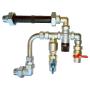 Регулирующий узел напольного отопления