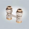Новый запорно-присоединительный клапан RLV-KB